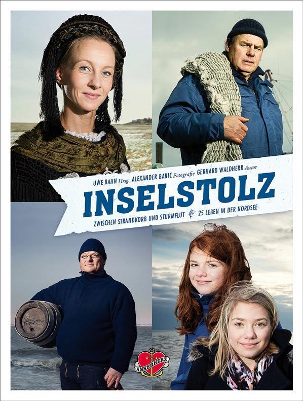 Inselstolz Cover - Ankerherzverlag