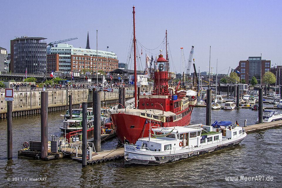 City Sporthafen in Hamburg // Foto: MeerART