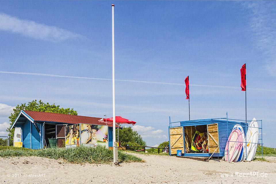 Die Halbinsel Holnis an der Flensburger Förde // Foto: MeerART