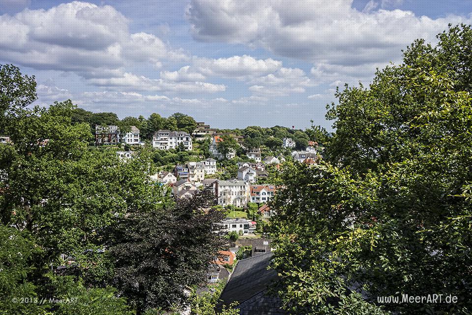 Blankenese – Riviera des Nordens // Foto: MeerART