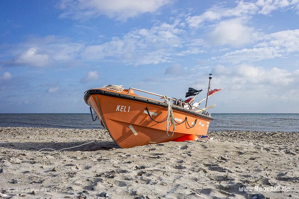 Kellenhusen und Dahme in der Nebensaison // Foto: MeerART
