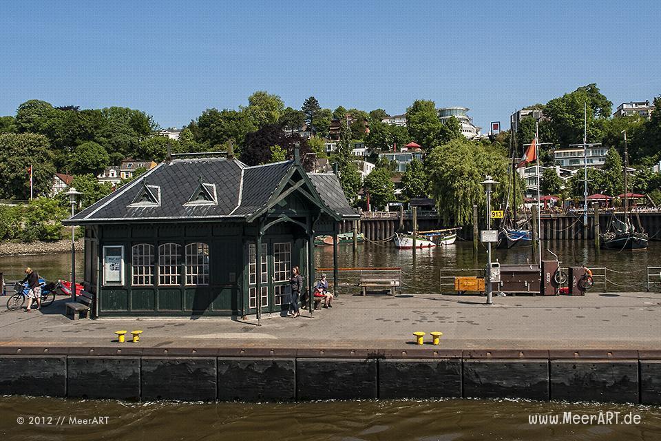 Museumshafen Oevelgönne // Foto: MeerART