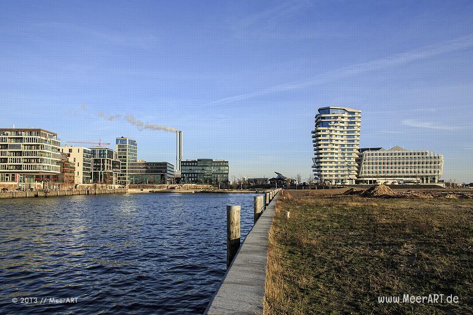 HafenCity: Das dritte Quartier – Strandkai // Foto: MeerART