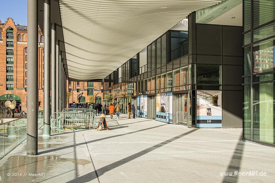 HafenCity – Das Elbtorquartier // Foto: MeerART