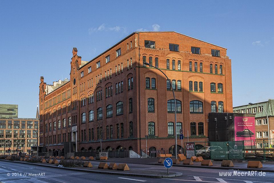 HafenCity: Das Quartier – Am Lohsepark // Foto: MeerART