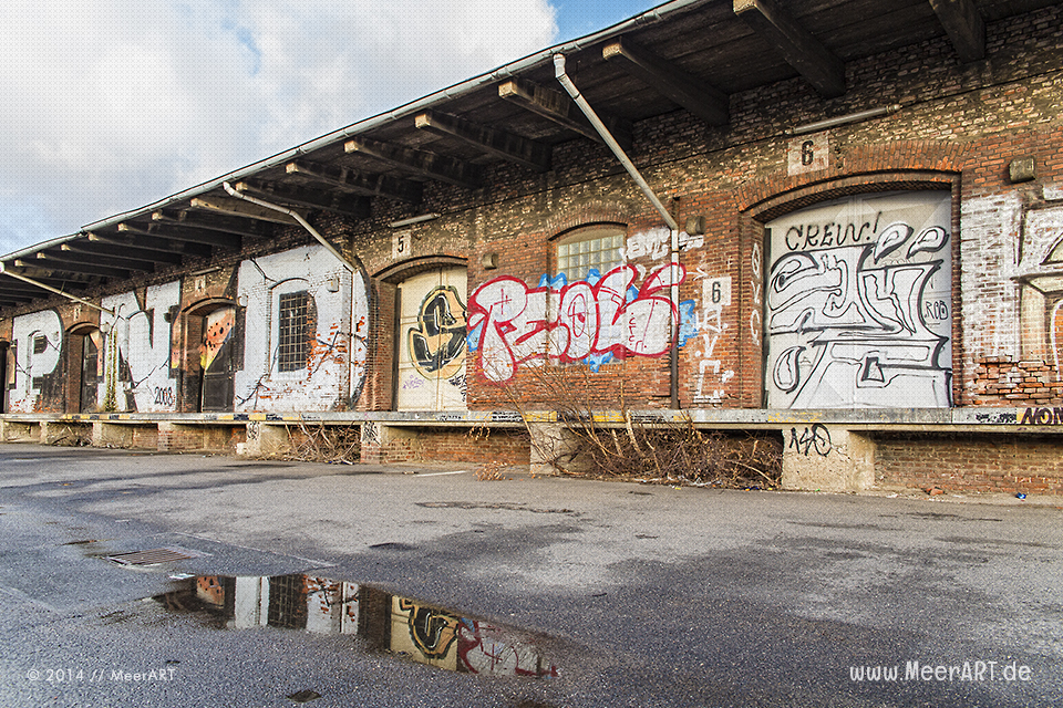 HafenCity: Das Oberhafenquartier // Foto: MeerART