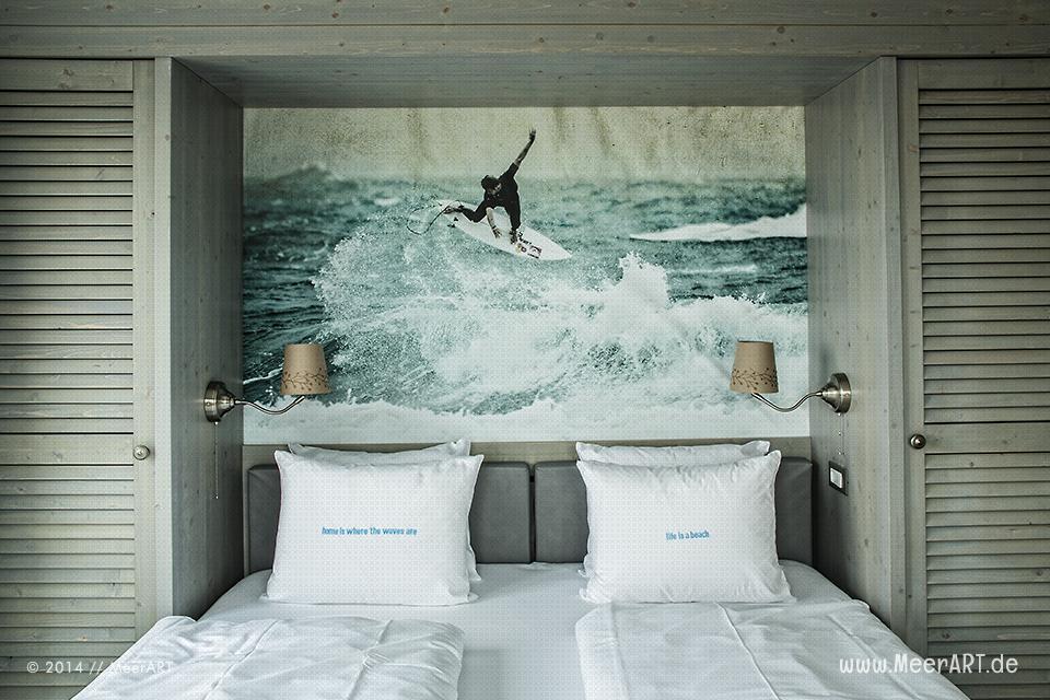 "Das ""Lover Special"" in St. Peter-Ording im Beach Motel // Foto: MeerART"