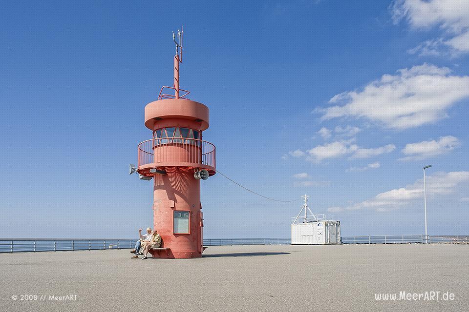 Impressionen aus Büsum, dem Hafenort direkt an der Nordsee // Foto: MeerART