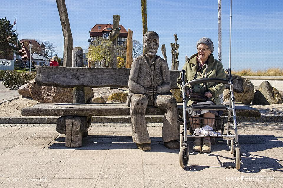 "Kühlungsborn – Seebad mit ""mexikanischem"" Flair // Foto: MeerART"