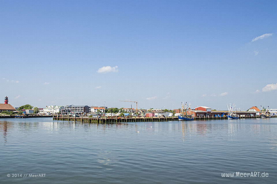 Das Nordseeheilbad Büsum // Foto: MeerART