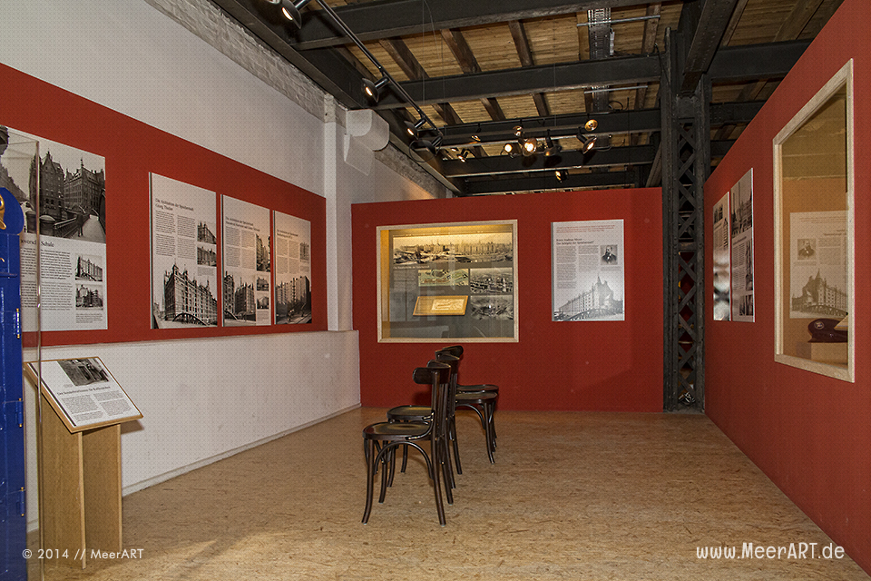 Das Speicherstadtmuseum in Hamburg // Foto: MeerART