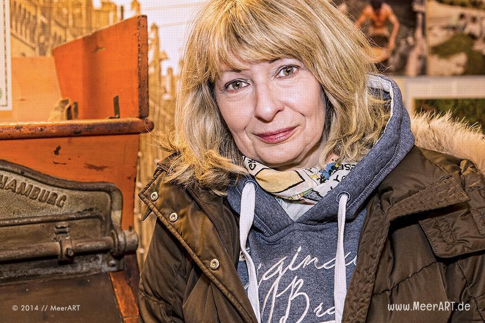 Hamburg: Viola Vierk Inh. Spicy´s Gewürzmuseum // Foto: MeerART