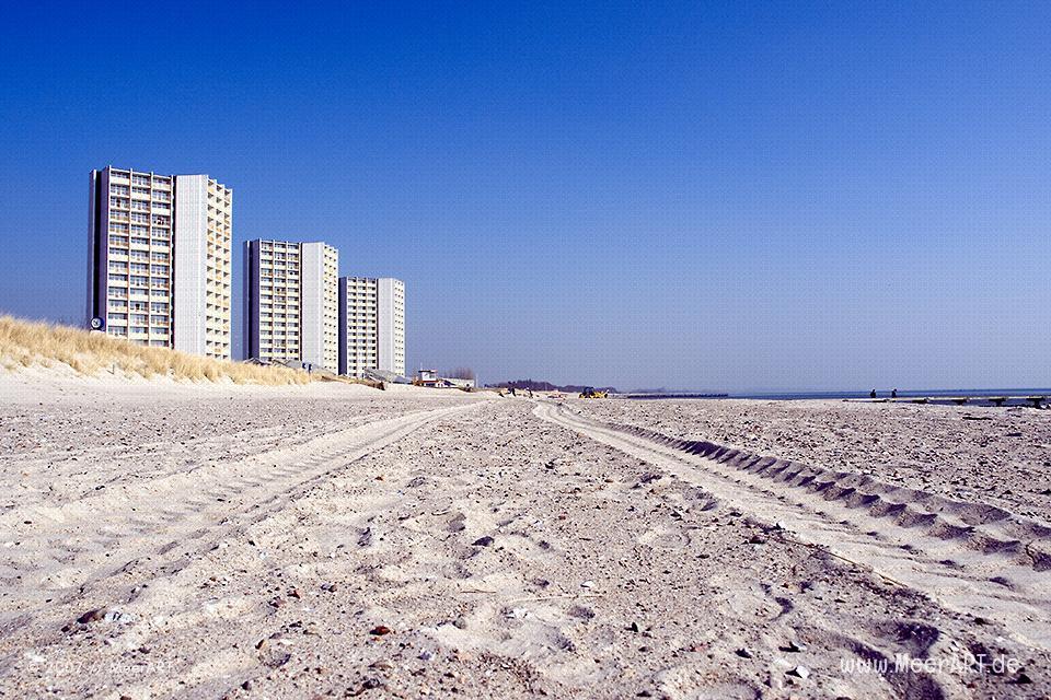 Ferienwohnungen am Strand von Fehmarn // Foto: MeerART