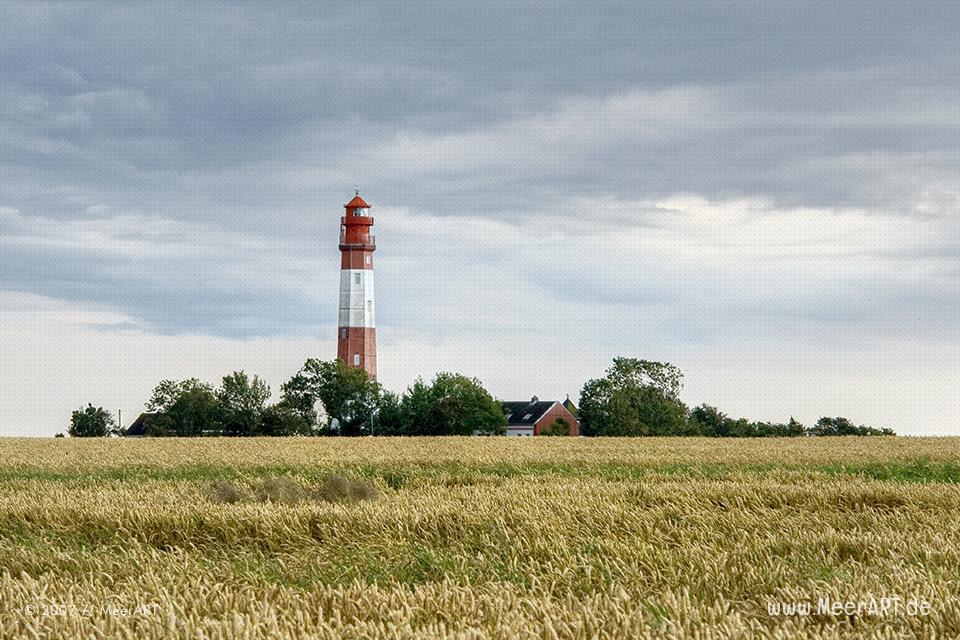 Leuchtturm auf Fehmarn // Foto: MeerART