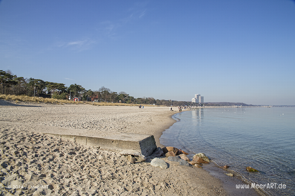 Das Ostseeheilbad Timmendorfer Strand Meerart