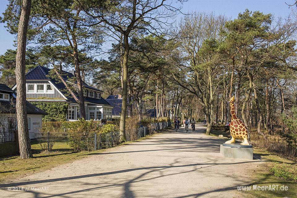 Strandpromenade in Timmendorfer Strand