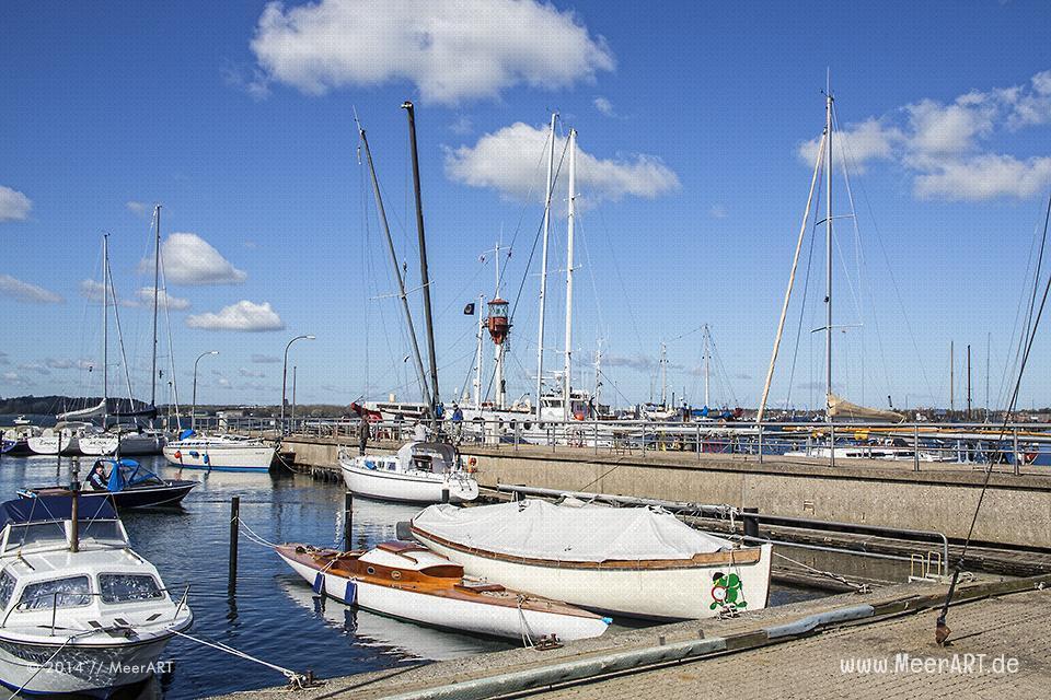 Sport- und Segelboote in Heikendorf/Möltenort