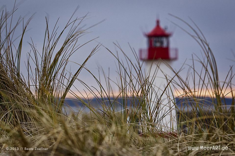 Leuchtturm List-West // Foto: Beate Zoellner