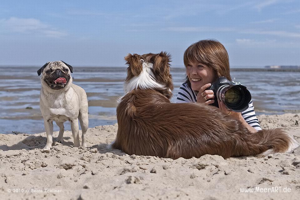 Fotojournalistin Beate Zoellner