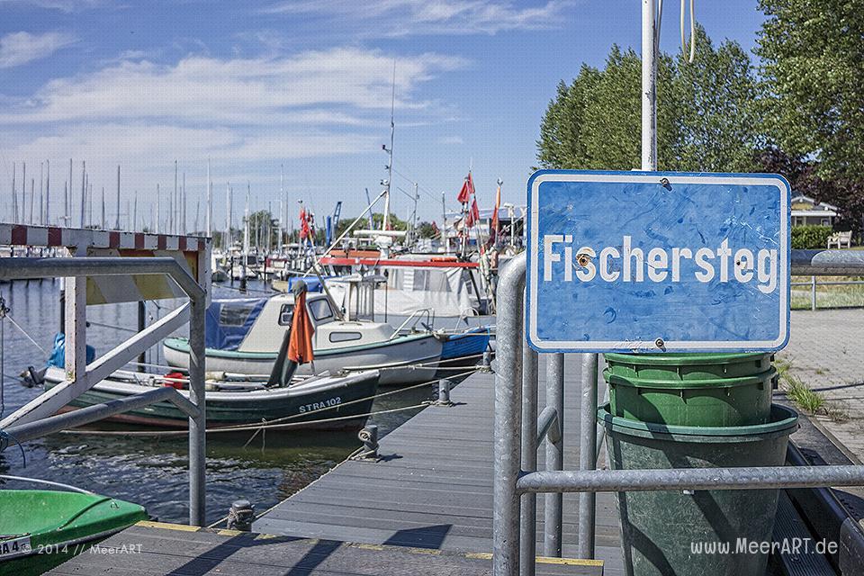 Impressionen aus dem Ostseebad Strande an der Kieler Förde // Foto: MeerART