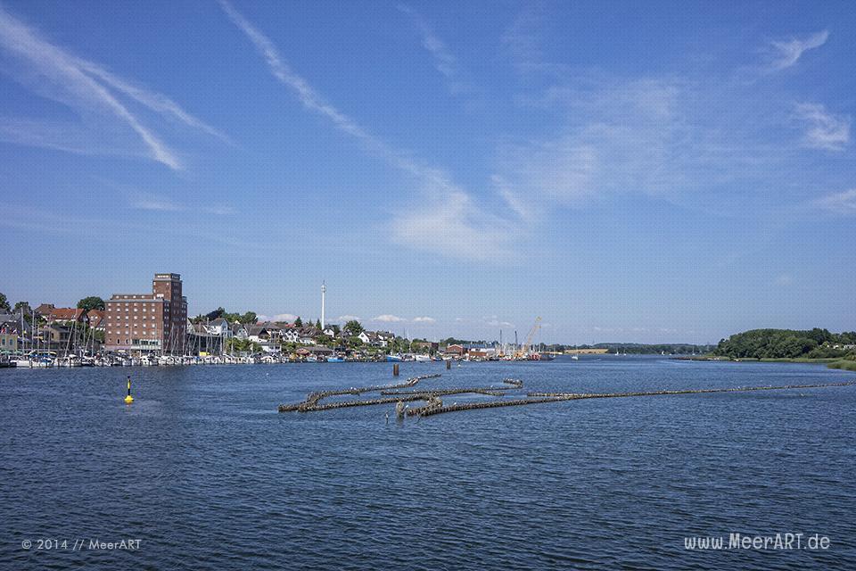 Impressionen aus der Hafenstadt Kappeln an der Schlei und Ostsee // Foto: MeerART