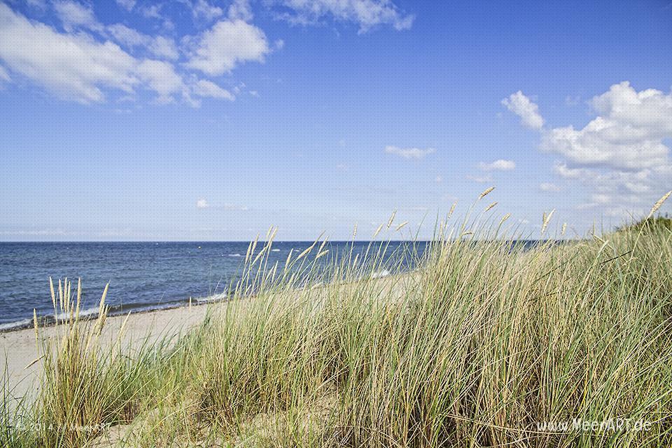 Impressionen von der Hohwachter Bucht // Foto: MeerART
