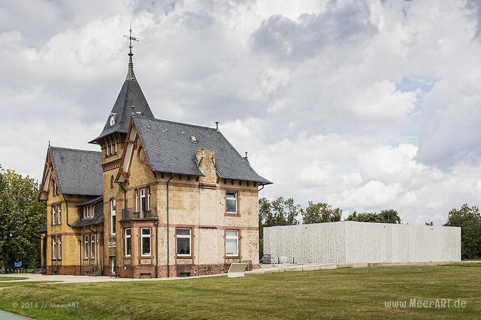 Haupt- und Verwaltungsgebäude des ehemaligen Wasserwerkes Kaltehofe