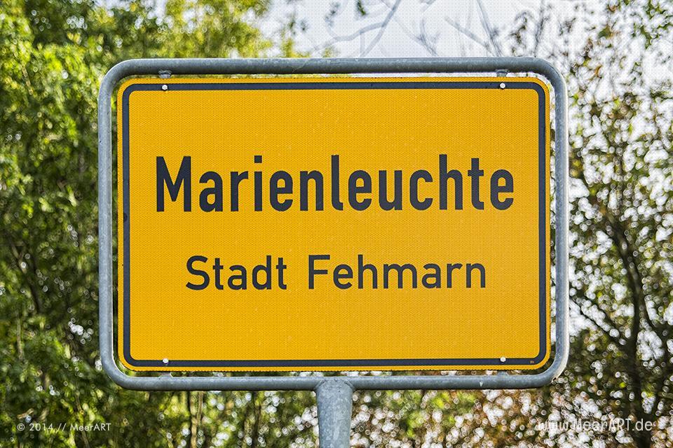 Impressionen aus den beschaulichen Marienleuchte auf Fehmarn // Foto: MeerART
