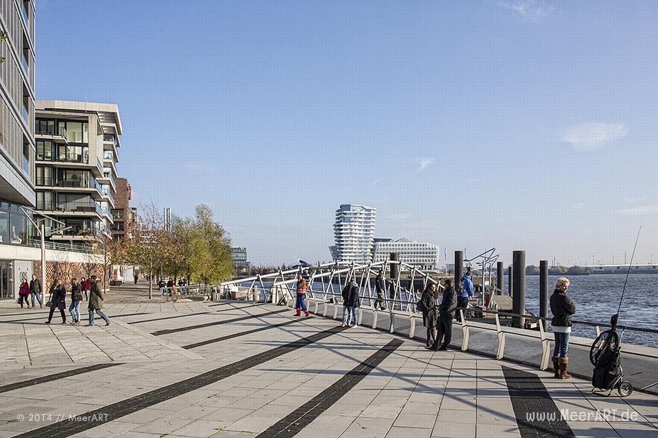 Herbstimpressionen aus der HafenCity in Hamburg // Foto: MeerART