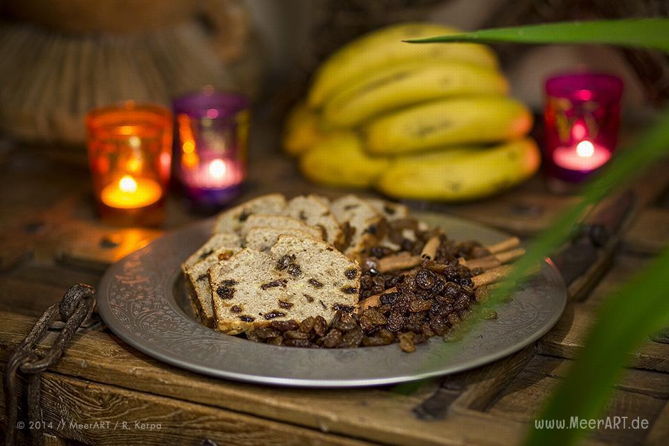 Rezept-Tipp: Bananenbrot // Foto: R. Kerpa