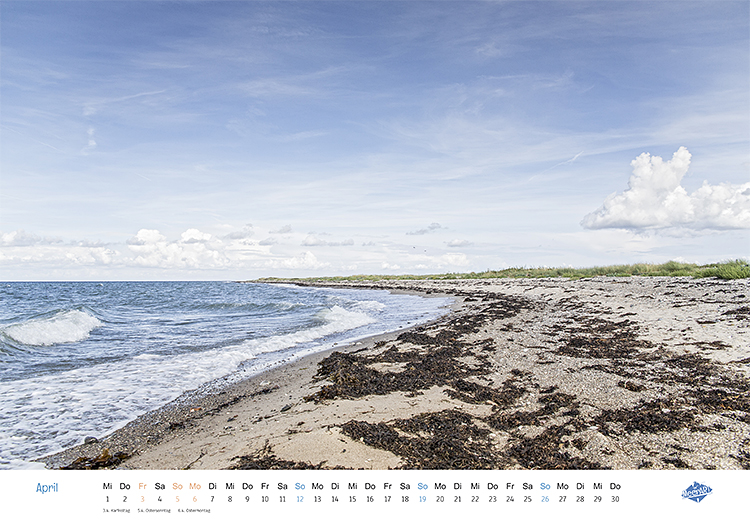 "Kalender ""Unser Fehmarn 2015″"