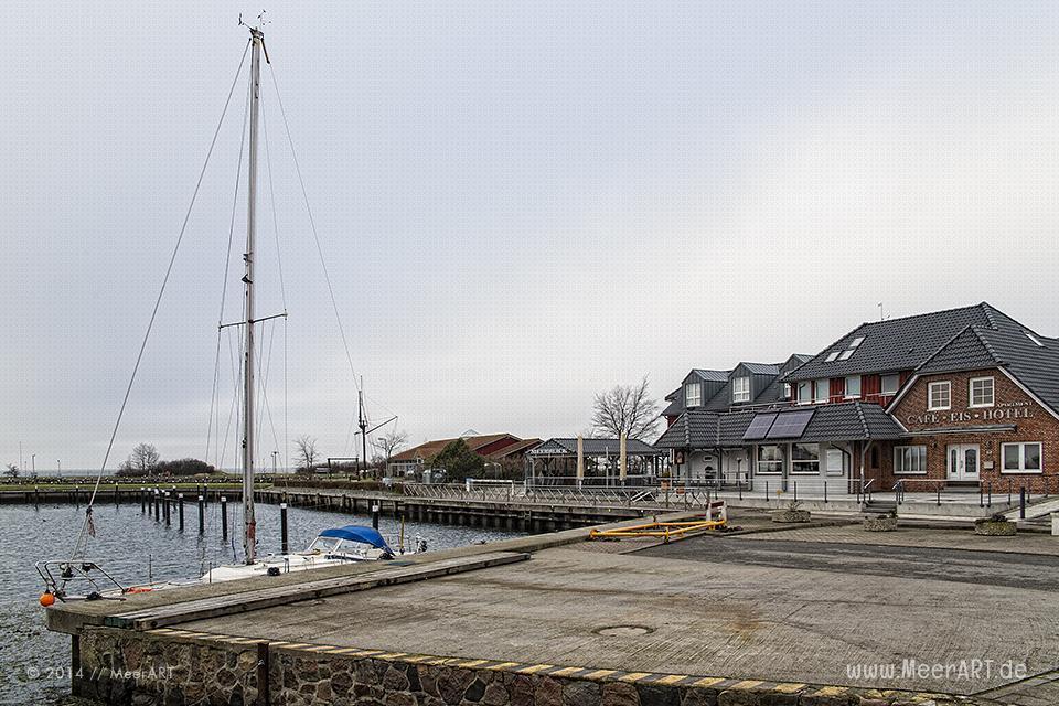 Impressionen aus Lemkenhafen auf Fehmarn // Foto: MeerART