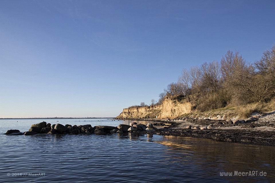 Impressionen vom Wulfener Hals auf der Insel Fehmarn // Foto: MeerART