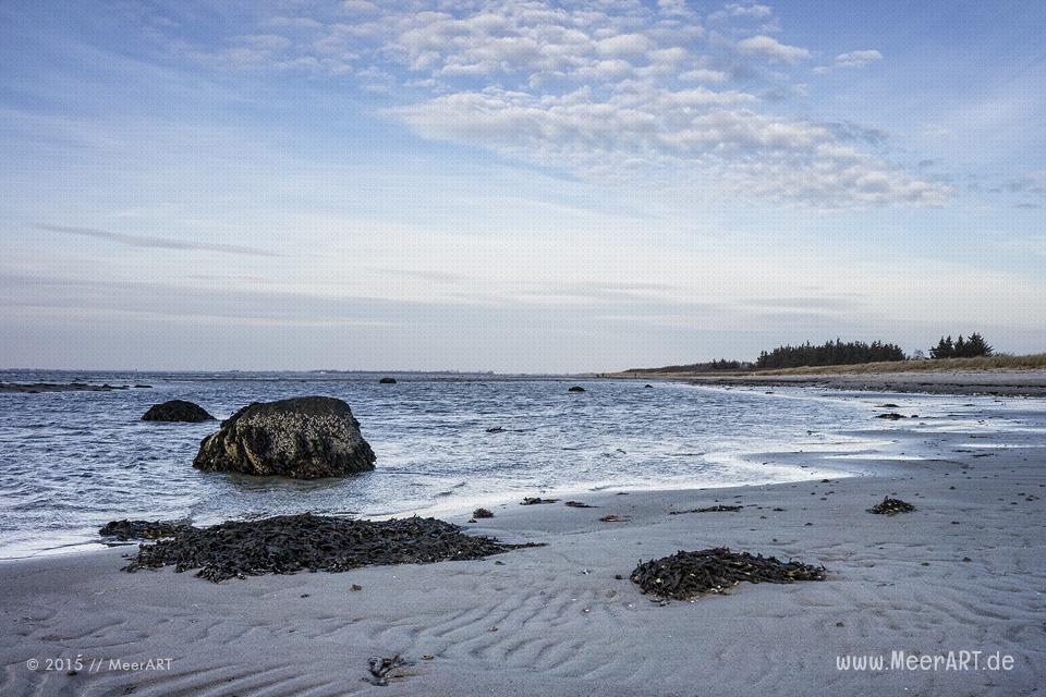 Impressionen aus Grossenbrode an der Ostsee an einem schönen Wintertag im Februar 2015 // Foto: MeerART