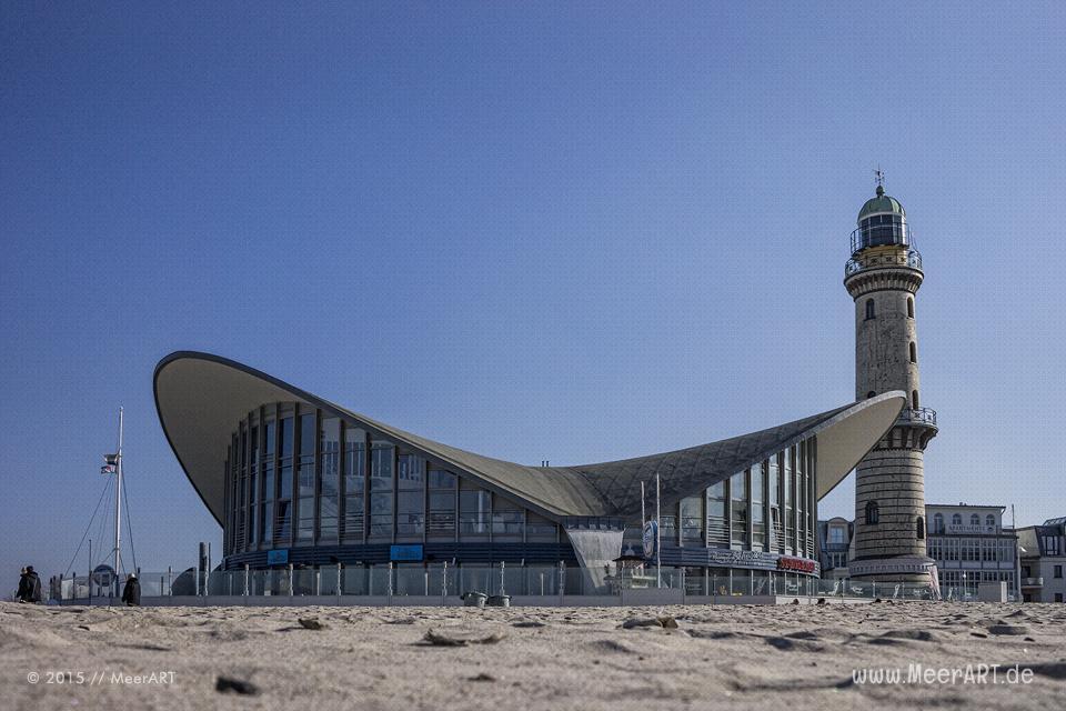 Impressionen aus dem Seebad Warnemünde an der Mündung der Warnow in die Ostsee // Foto: MeerART