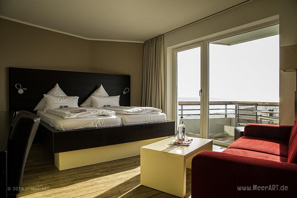 Ein Kurztrip auf die Ostseeinsel Fehmarn mit einer Übernachtung im Strandhotel Bene // Foto: MeerART