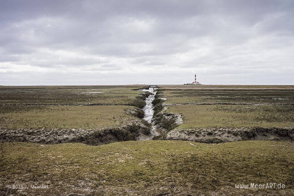 Impressionen aus dem wunderschönen und idyllischen Westerhever // Foto: MeerART