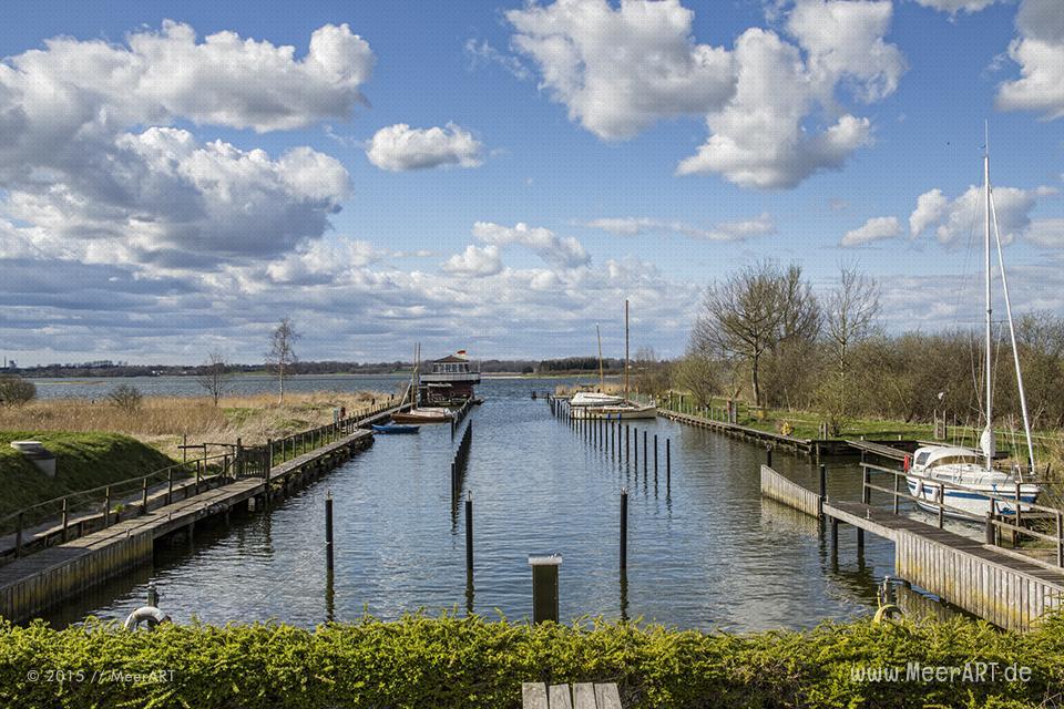 Tour entlang der Schlei über die Ortschaften Borgwedel bis Stexwig // Foto: MeerART