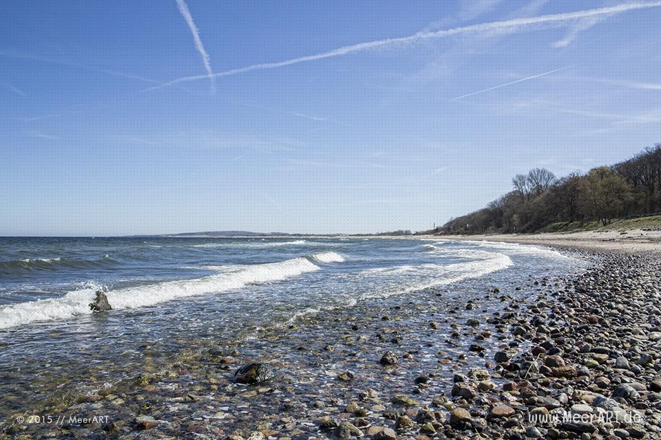 Strand beim Grand Village Resort & SPA am Meer - Weissenhaus // Foto: MeerART