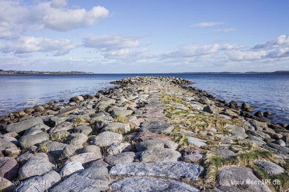 Impressionen von der idyllischen Halbinsel Holnis // Foto: MeerART