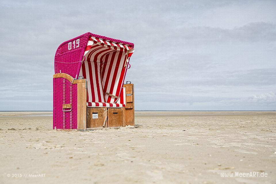Impressionen von der Nordseeinsel Amrum und den endlosen Stränden und der beeindruckenden Dünenlandschaft // Foto: MeerART / Ralph Kerpa