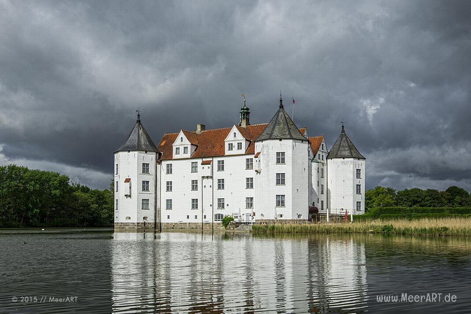 Impressionen aus Glücksburg an der Flensburger Förde // Foto: MeerART