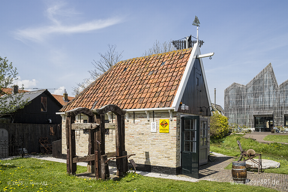Oudeschild / Kaap Skil / Impressionen von der sehenswerten und wunderschönen westfriesischen Insel Texel in Holland // Foto: MeerART