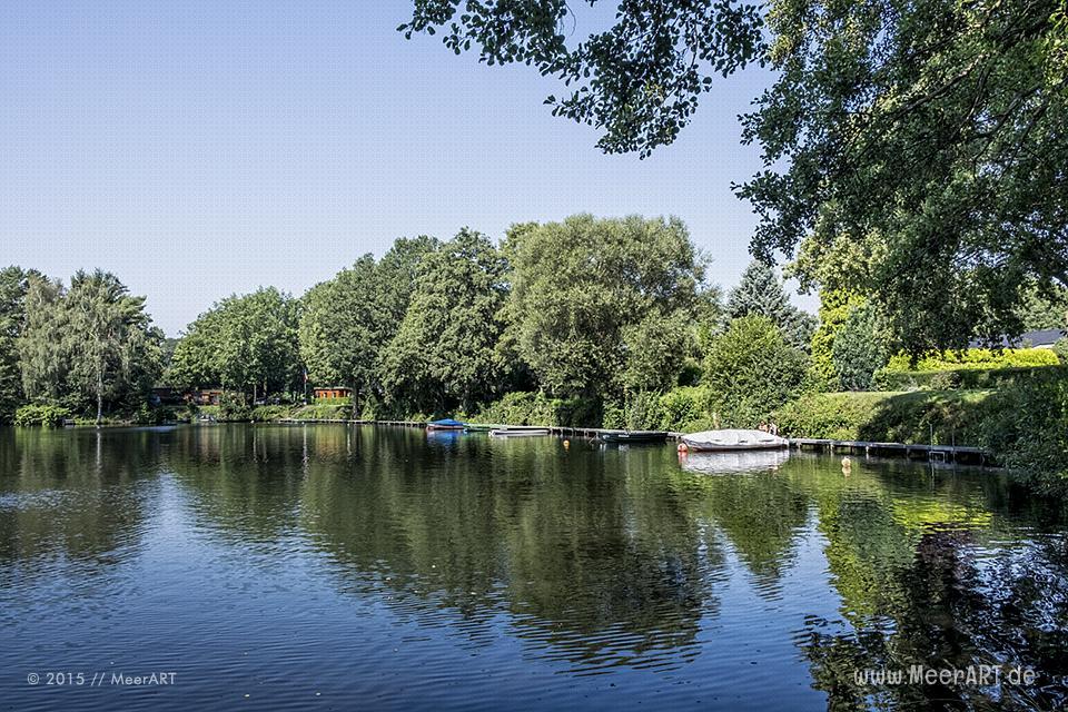 Impressionen vom Elbe-Lübeck-Kanal in Lanze // Foto: MeerART
