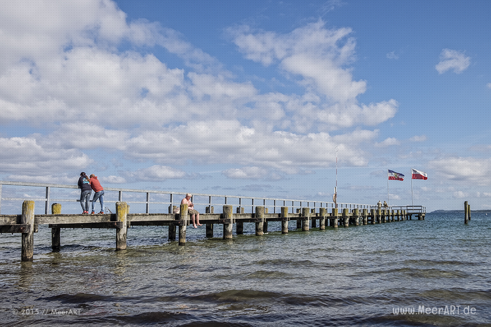 Impressionen aus dem Ostseeheilbad Travemünde in der Lübecker Bucht // Foto: MeerART
