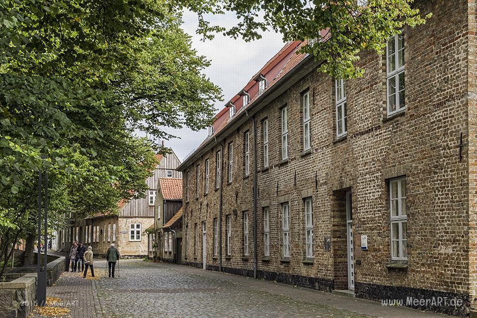 Impressionen aus der Kreisstadt Schleswig an der Schlei // Foto: MeerART