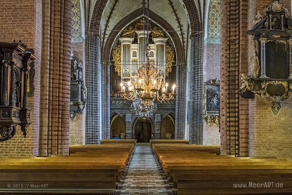 Der St. Petri-Dom zu Schleswig // Foto: MeerART