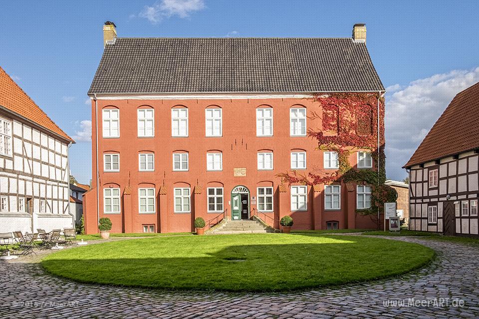 Das Stadtmuseum Schleswig // Foto: MeerART