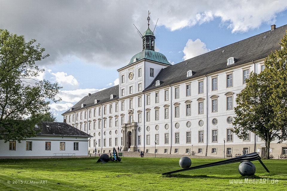 Das Schloss Gottorf in Schleswig // Foto: MeerART