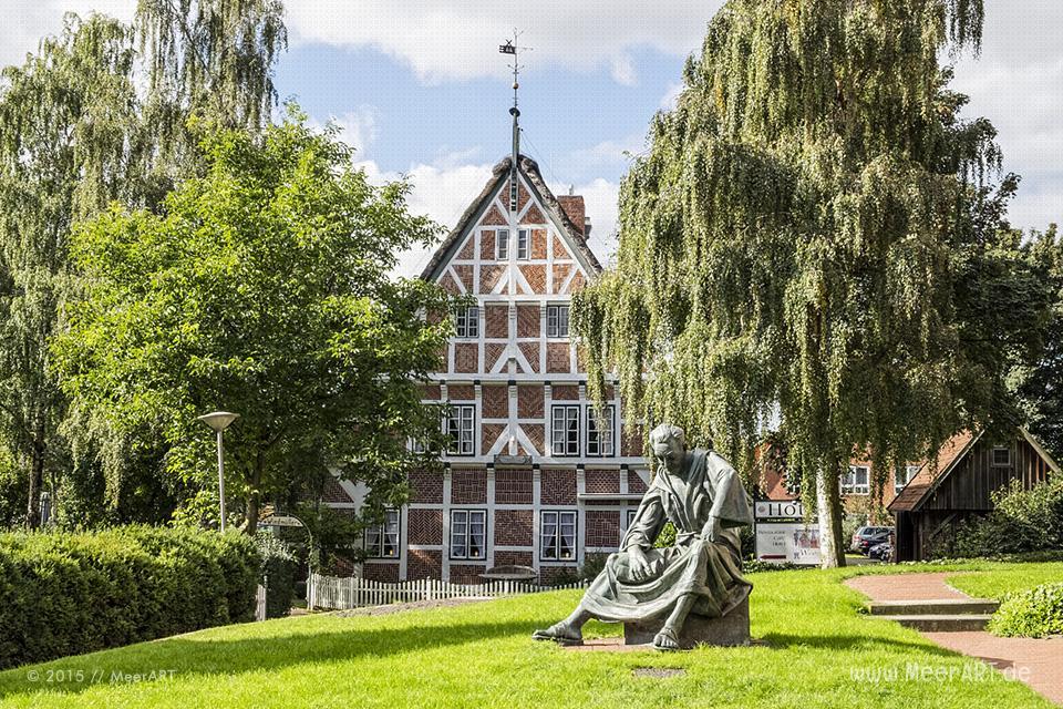 Impressionen aus dem Ostanbaugebiet an der Niederelbe, dem Alten Land // Foto: MeerART